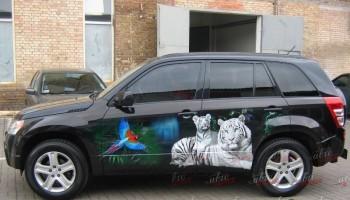 Стайлинг авто