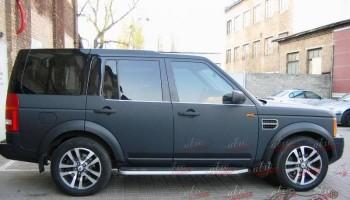 Оклейка авто карбоном Киев