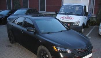 Поклейка авто пленкой Киев