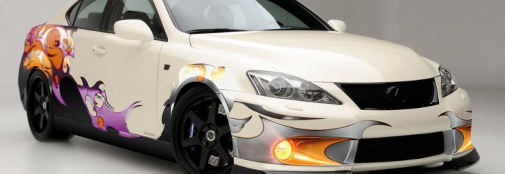 Стайлинг автомобиля и украинское законодательство