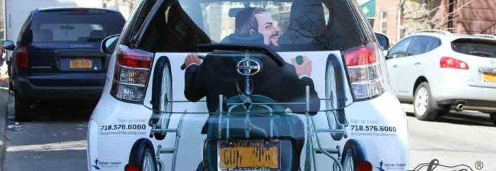 3 способа получить максимальную отдачу от рекламы на транспортных средствах