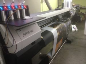 Печатная машина Mimaki JV150