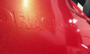 Оклейка авто глянцевой пленкой
